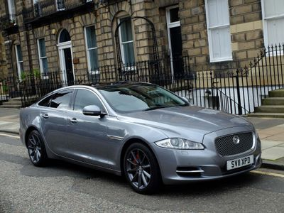 Jaguar XJ Saloon 3.0 TD Luxury SWB Saloon 4dr