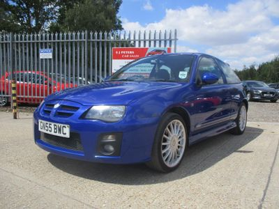 MG ZR Hatchback 1.4 105 Trophy SE 3dr