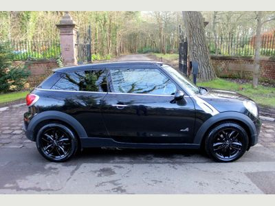 MINI Paceman SUV 2.0 Cooper D (Chili) ALL4 3dr
