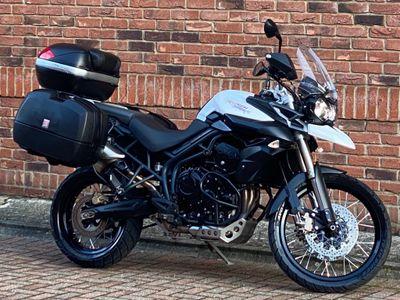 Triumph Tiger 800 Adventure 800