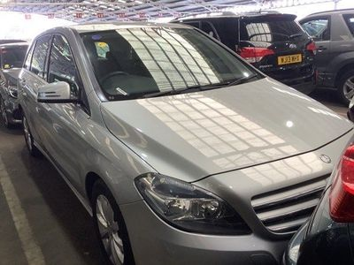 Mercedes-Benz B Class Hatchback 1.5 B180 CDI SE 5dr