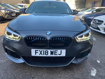 BMW 1 Series Hatchback 3.0 M140i Sports Hatch Auto (s/s) 5dr
