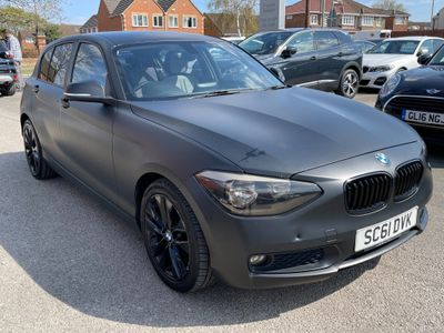 BMW 1 Series Hatchback 2.0 116d Urban 5dr