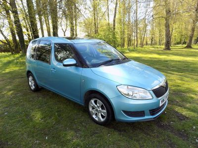 SKODA Roomster MPV 1.2 TSI SE Action Model 5dr