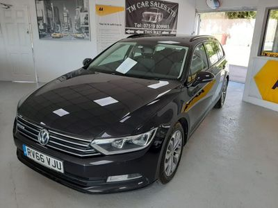 Volkswagen Passat Estate 1.6 TDI BlueMotion Tech BlueMotion (s/s) 5dr