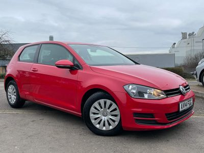 Volkswagen Golf Hatchback 1.6 TDI BlueMotion Tech S (s/s) 3dr