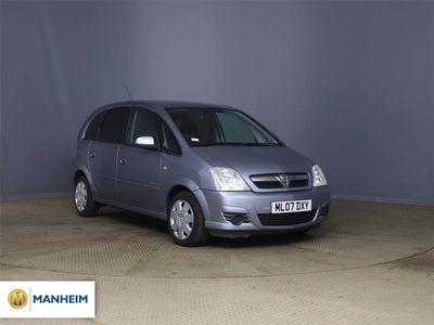 Vauxhall Meriva MPV 1.4 i 16v Energy 5dr