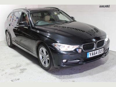 BMW 3 Series Estate 2.0 318d Sport Touring Auto (s/s) 5dr