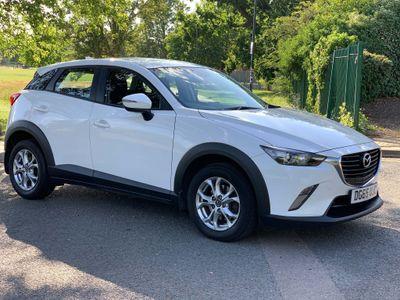 Mazda CX-3 SUV 2.0 SKYACTIV-G SE (s/s) 5dr
