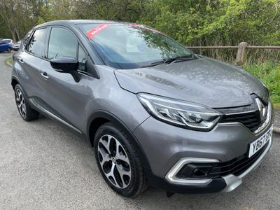 Renault Captur SUV 0.9 TCe Signature X Nav (s/s) 5dr