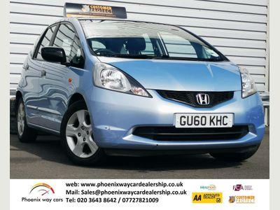 Honda Jazz Hatchback 1.2 i-VTEC SE 5dr (VSA)