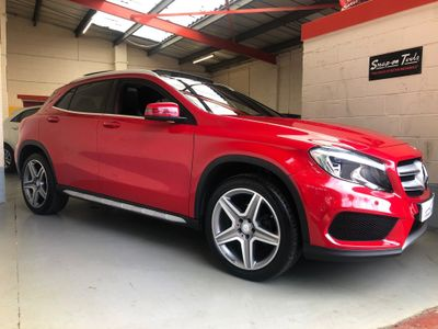Mercedes-Benz GLA Class SUV 2.1 GLA200d AMG Line (Executive) 7G-DCT 4MATIC (s/s) 5dr