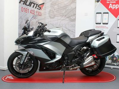 Kawasaki Z1000SX Sports Tourer SX ABS