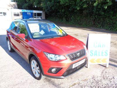 SEAT Arona SUV 1.0 TSI SE Technology DSG (s/s) 5dr