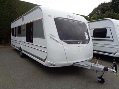 LMC 595 Vip Exquisit Tourer BRAND NEW 2021 MODEL.