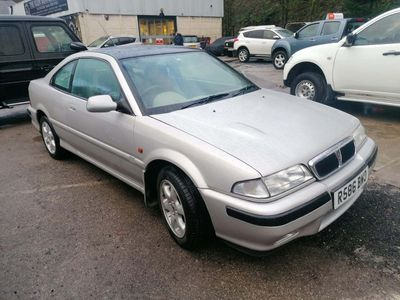 Rover Coupe Coupe 1.6 16v 2dr