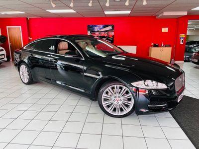 Jaguar XJ Saloon 3.0d V6 Portfolio Auto (s/s) 4dr (LWB)