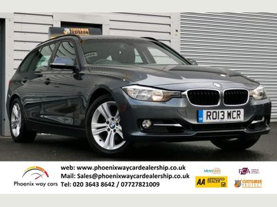 BMW 3 Series Estate 2.0 320i Sport Touring (s/s) 5dr