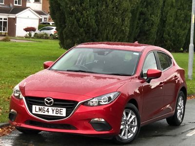 Mazda Mazda3 Hatchback 1.5 SE Nav 5dr