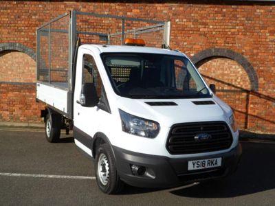 Ford Transit Tipper 2.0 350 EcoBlue 1-Way Tipper RWD L2 EU6 2dr (1-Stop)