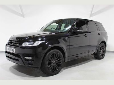Land Rover Range Rover Sport SUV 3.0 SD V6 HSE Dynamic 4X4 (s/s) 5dr