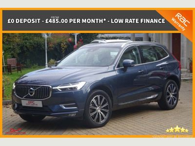Volvo XC60 SUV 2.0 D4 Inscription Auto AWD (s/s) 5dr