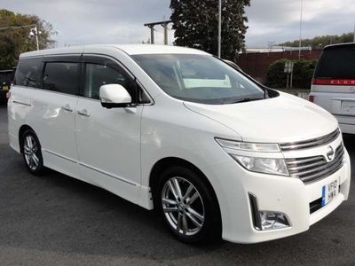 NISSAN ELGRAND MPV HIGHWAY STAR E52 4WD NEWER SHAPE ELGRAND