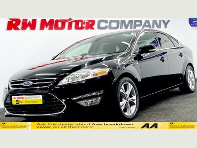 Ford Mondeo Hatchback 2.0 TDCi ECO Titanium X Business 5dr