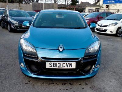 Renault Megane Coupe 1.5 dCi Dynamique Tom Tom (s/s) 3dr