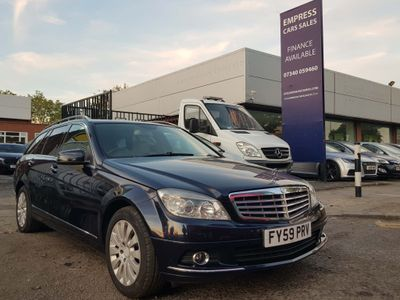 Mercedes-Benz C Class Estate 2.1 C200 CDI Elegance 5dr