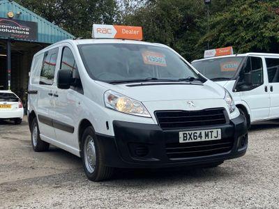 Peugeot Expert Combi Van 2.0 HDI L1 H1 CREW VAN 6 SEATER