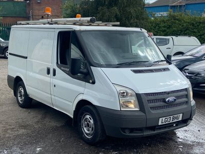 Ford Transit Panel Van 2.2 TDCi 250 Low Roof Panel Van S 5dr (EU5, SWB)