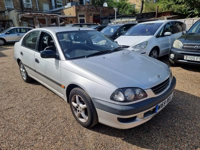 Toyota Avensis Saloon 1.6 SE Limited Edition 4dr