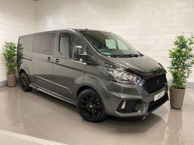 Ford Transit Custom Combi Van 2.0 320 EcoBlue Limited DCIV L2 H1 EU6 5dr (6 Seat)