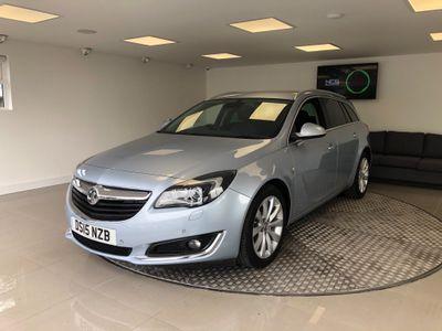 Vauxhall Insignia Estate 2.0 CDTi ecoFLEX Elite Nav Sport Tourer (s/s) 5dr