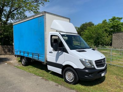 Mercedes-Benz Sprinter Chassis Cab 2.1 CDI 313 Chassis Cab 2dr SWB