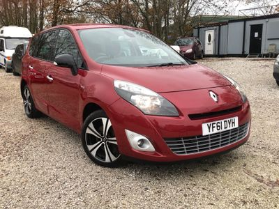 Renault Scenic MPV 1.6 dCi Dynamique Tom Tom (s/s) 5dr