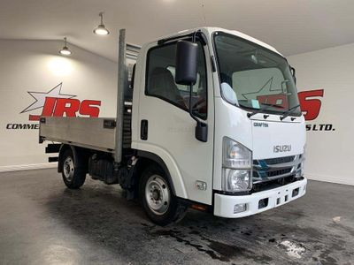Isuzu Grafter Chassis Cab 3.0 TD N35.120 S Grafter Chassis Cab SRW 2dr (EU5)