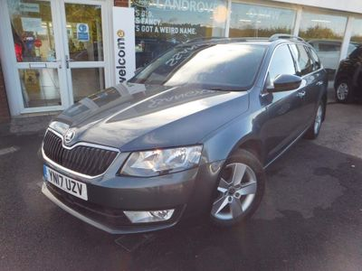 SKODA Octavia Estate 2.0 TDI SE Technology 5dr