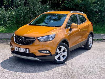 Vauxhall Mokka X SUV 1.4i Turbo ecoTEC Active (s/s) 5dr