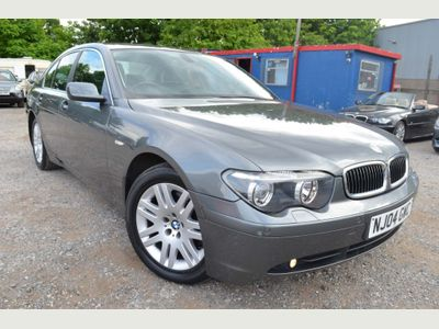 BMW 7 Series Saloon 4.4 745i SE 4dr