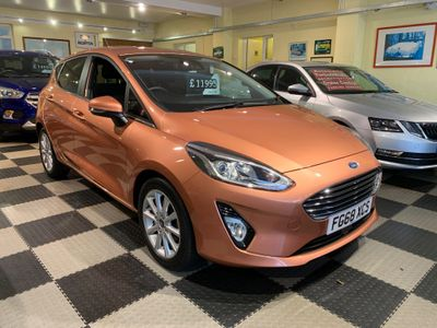 Ford Fiesta Hatchback 1.5 TDCi Titanium B&O Play Series (s/s) 5dr