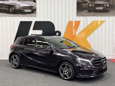 Mercedes-Benz A Class Hatchback 2.1 A220 CDI AMG Sport 7G-DCT 5dr