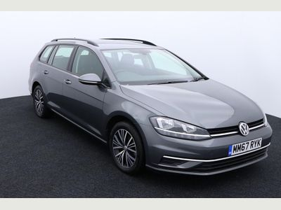 Volkswagen Golf Estate 1.6 TDI SE Nav DSG (s/s) 5dr