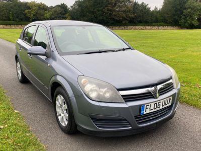 Vauxhall Astra Hatchback 1.3 CDTi 16v Club 5dr