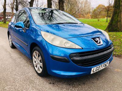 Peugeot 207 Hatchback 1.6 HDi S 3dr (a/c)