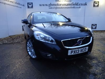 Volvo C70 Convertible 2.0 D3 SE Lux Solstice Geartronic 2dr