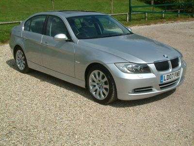 BMW 3 Series Saloon 3.0 335i SE 4dr