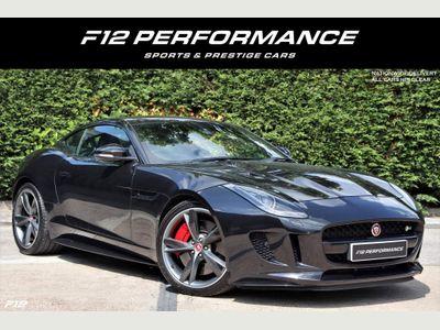 Jaguar F-Type Coupe 5.0 V8 R Quickshift (AWD) 2dr