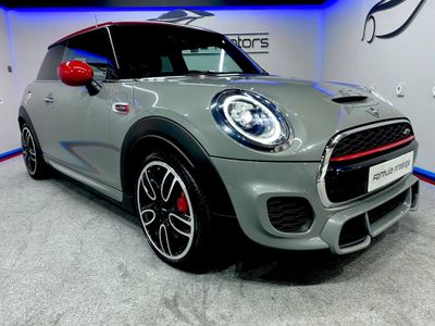 MINI Hatch Hatchback 2.0 John Cooper Works (s/s) 3dr